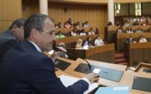 Le discours d'ouverture du Président de l'Assemblée de Corse