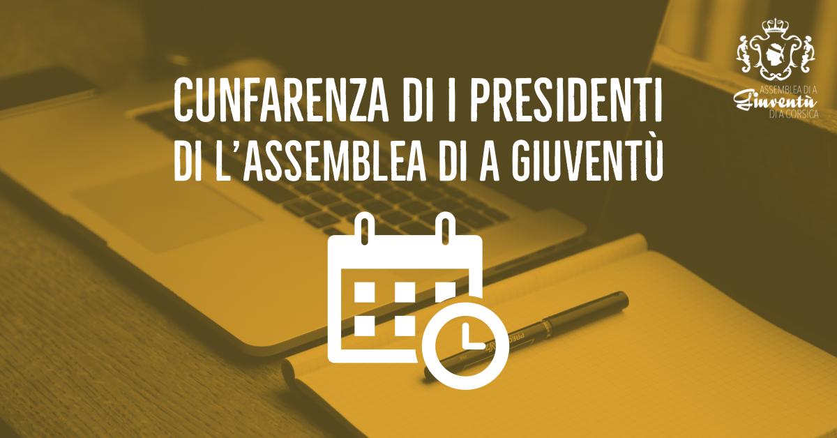 Conférence des Présidents du 16 di dicembri