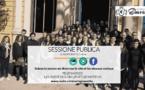 u 31 d'uttobre : Ordine di u ghjornu di a sessione di l'Assemblea di a Giuventù