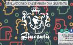 Installation de la seconde mandature de l'Assemblea di a Giuventù di a Corsica