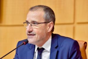 Les 63  conseillers à l'Assemblée de Corse