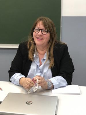 Marie-France Bereni-Canazzi, Présidente du Comité d'évaluation des politiques publiques