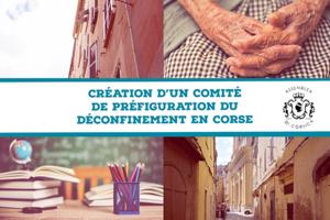 Préparer le déconfinement : la proposition du Président de l'Assemblée de Corse