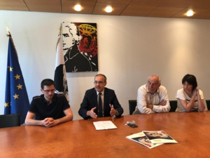 """La contribution du Président de l'Assemblée de Corse au """"Ségur de la santé"""""""