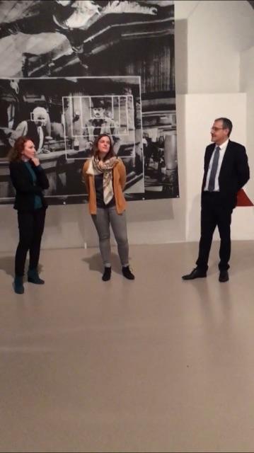 """""""Rendre accessible l'art contemporain, création originale, innovante et parfois complexe"""""""