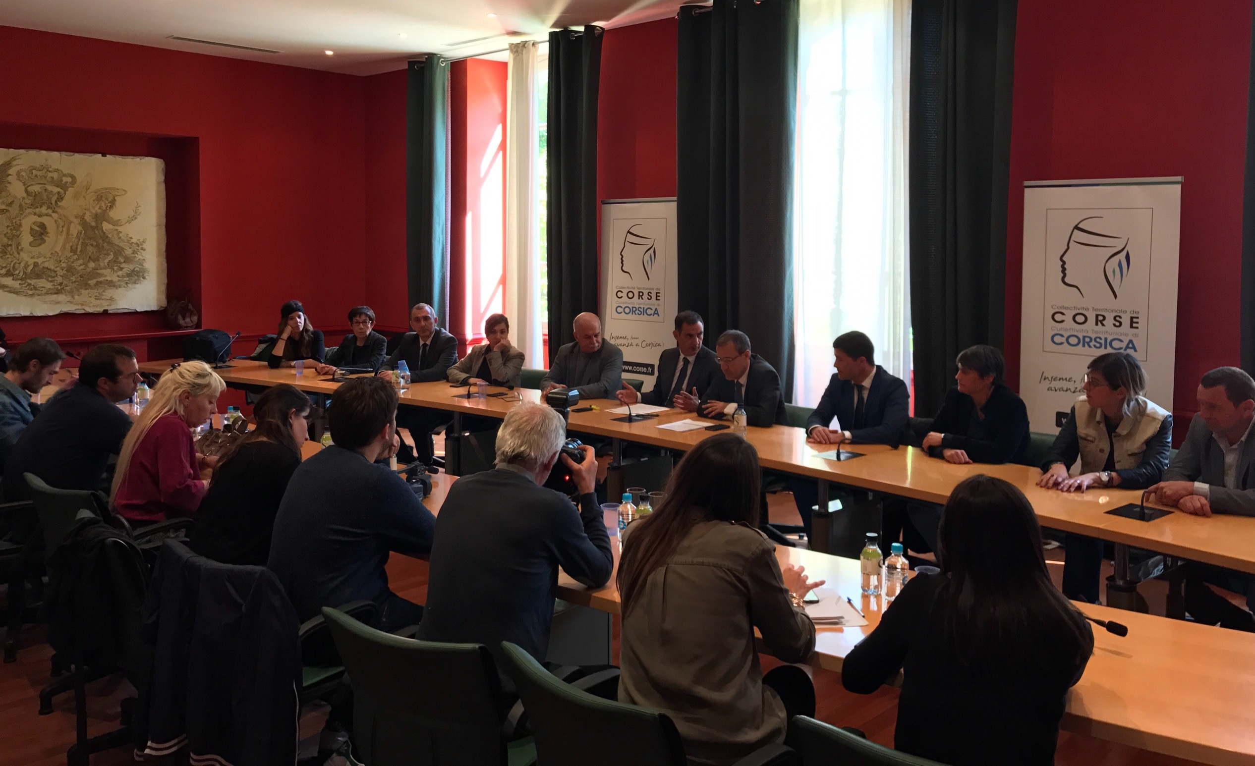 """Pace, ritornu è libertà"" : Une initiative en faveur des prisonniers et recherchés"