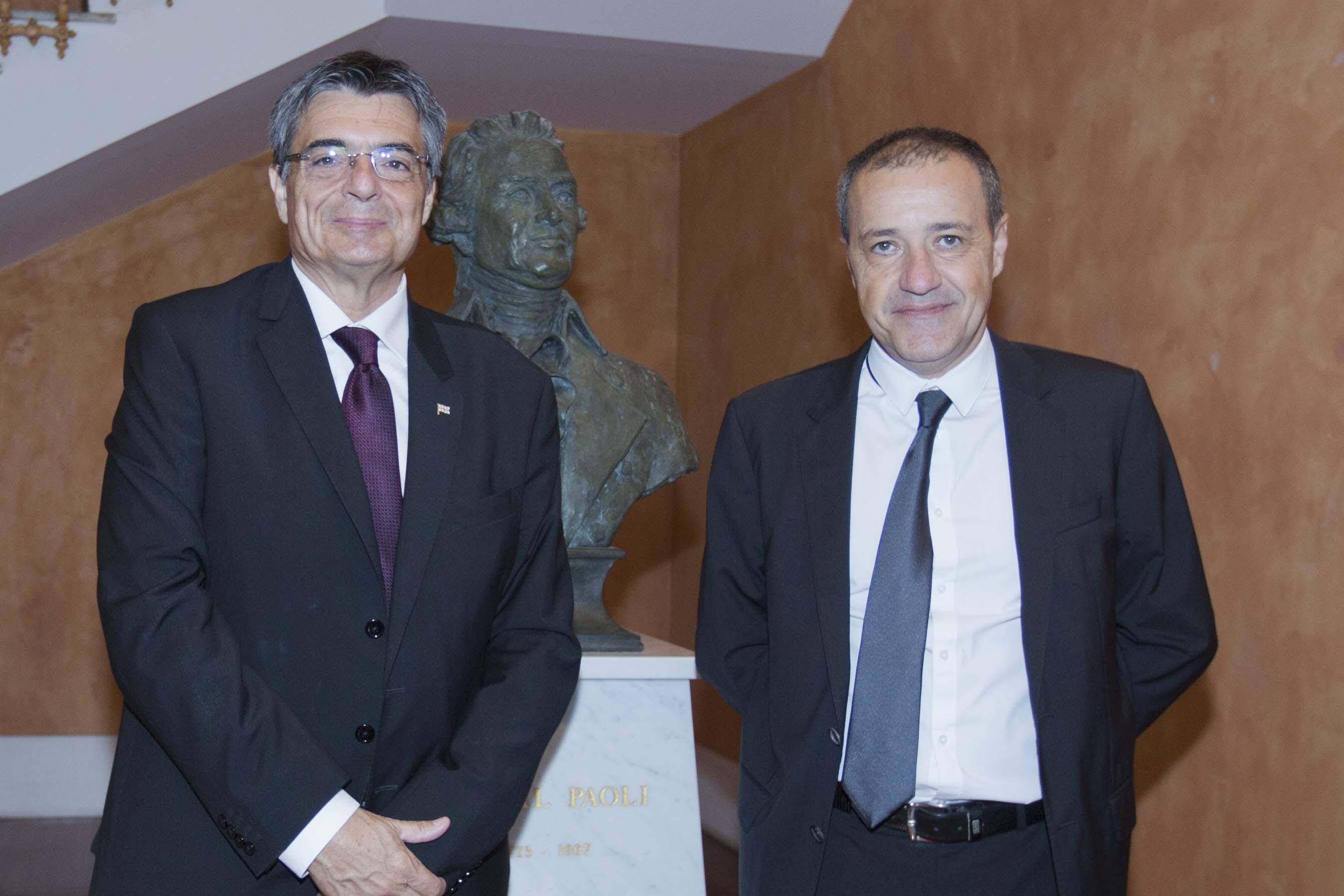 Réunion du Conseil Permanent Corso-Sarde