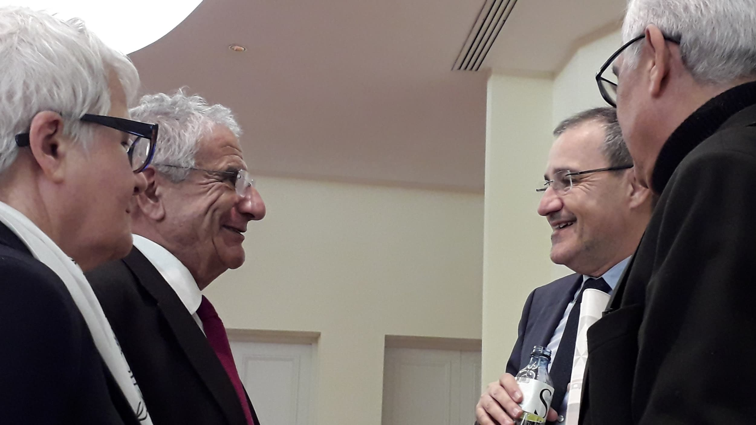 Formation des élus de l'Assemblée de Corse aux gestes qui sauvent