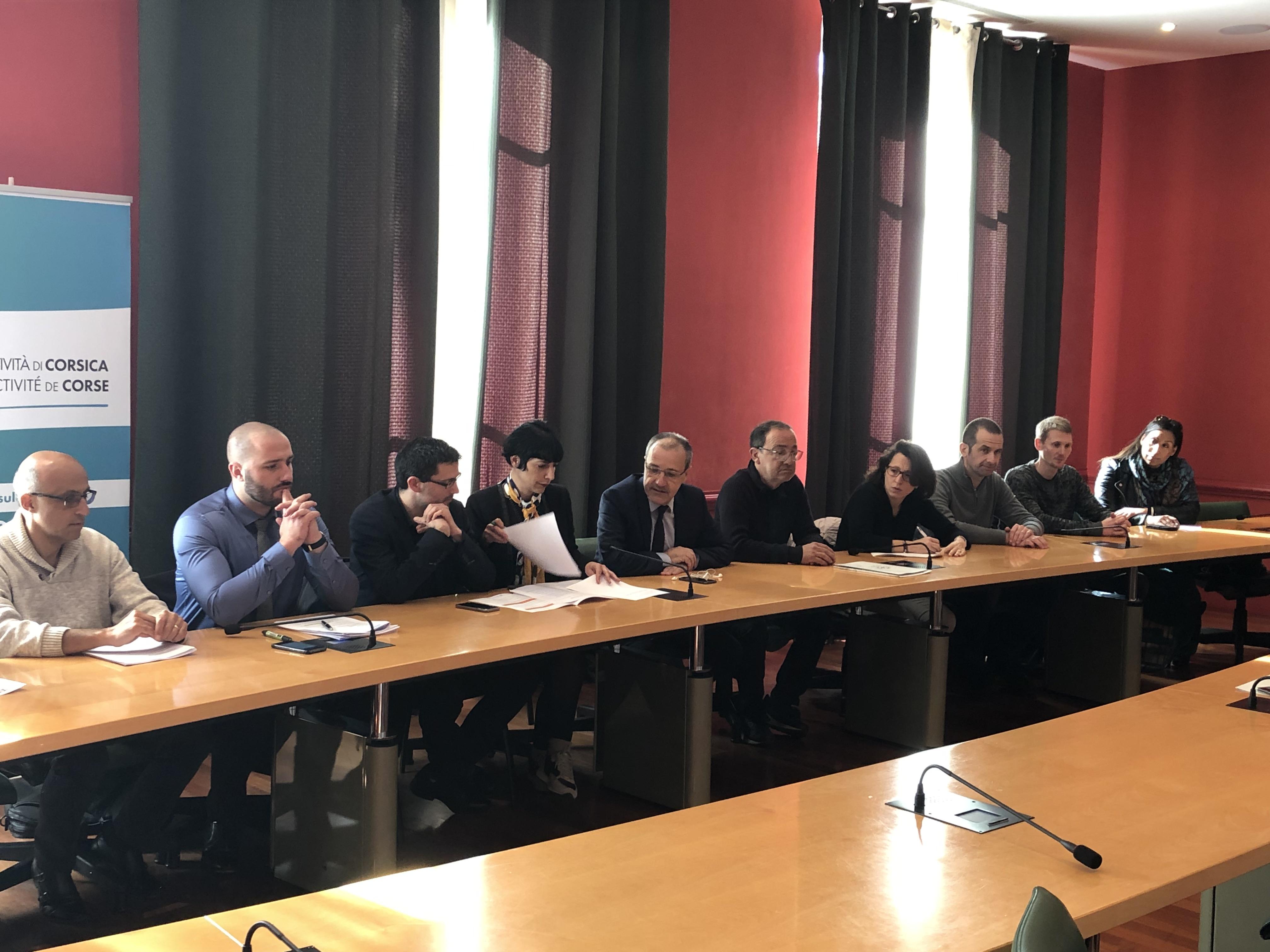 Langue corse : Mobilisation des élus, professeurs et syndicats contre la réforme du baccalauréat