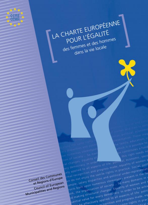 Dossier de presse - Signature de la Charte pour légalité des femmes et des hommes dans la vie locale