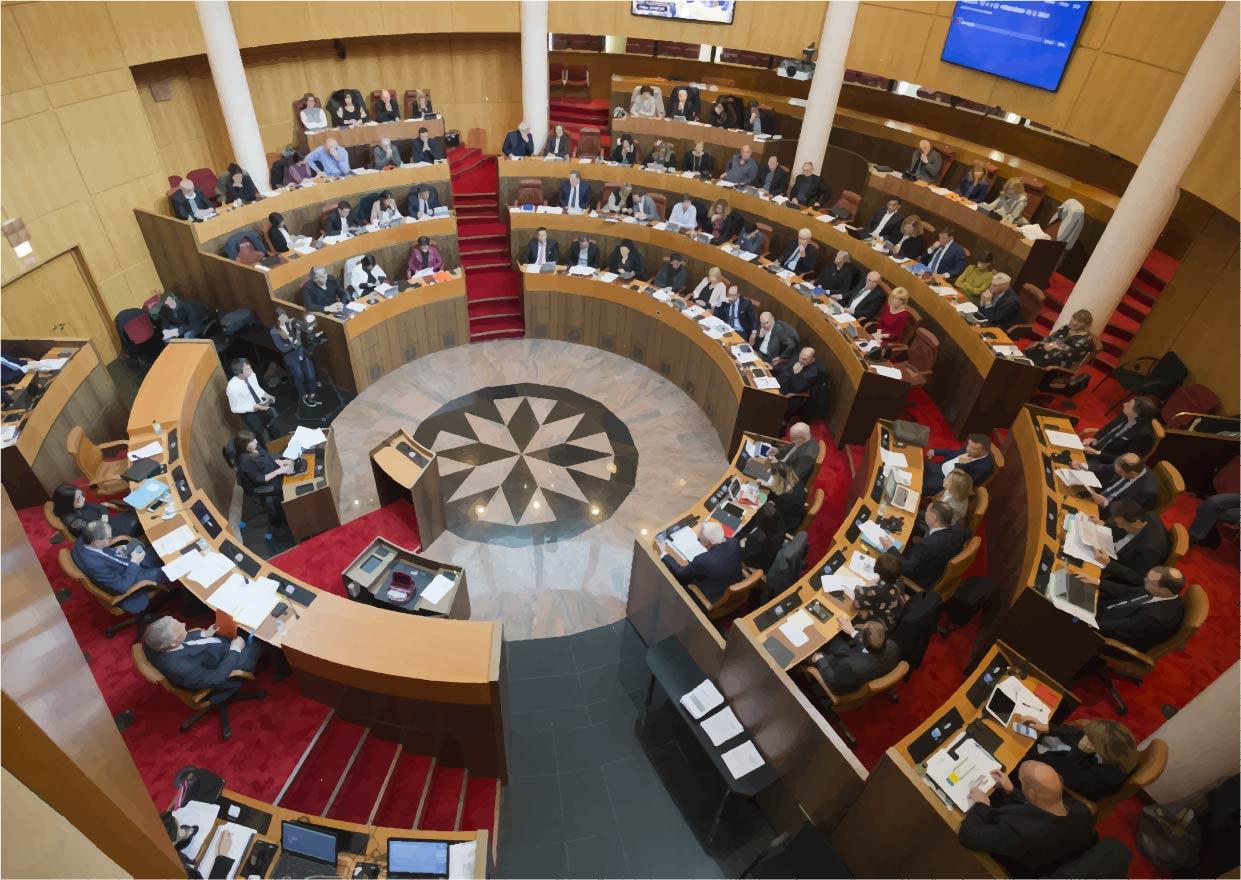 25 et 26 AVRIL  : Ordre du jour de la première session ordinaire