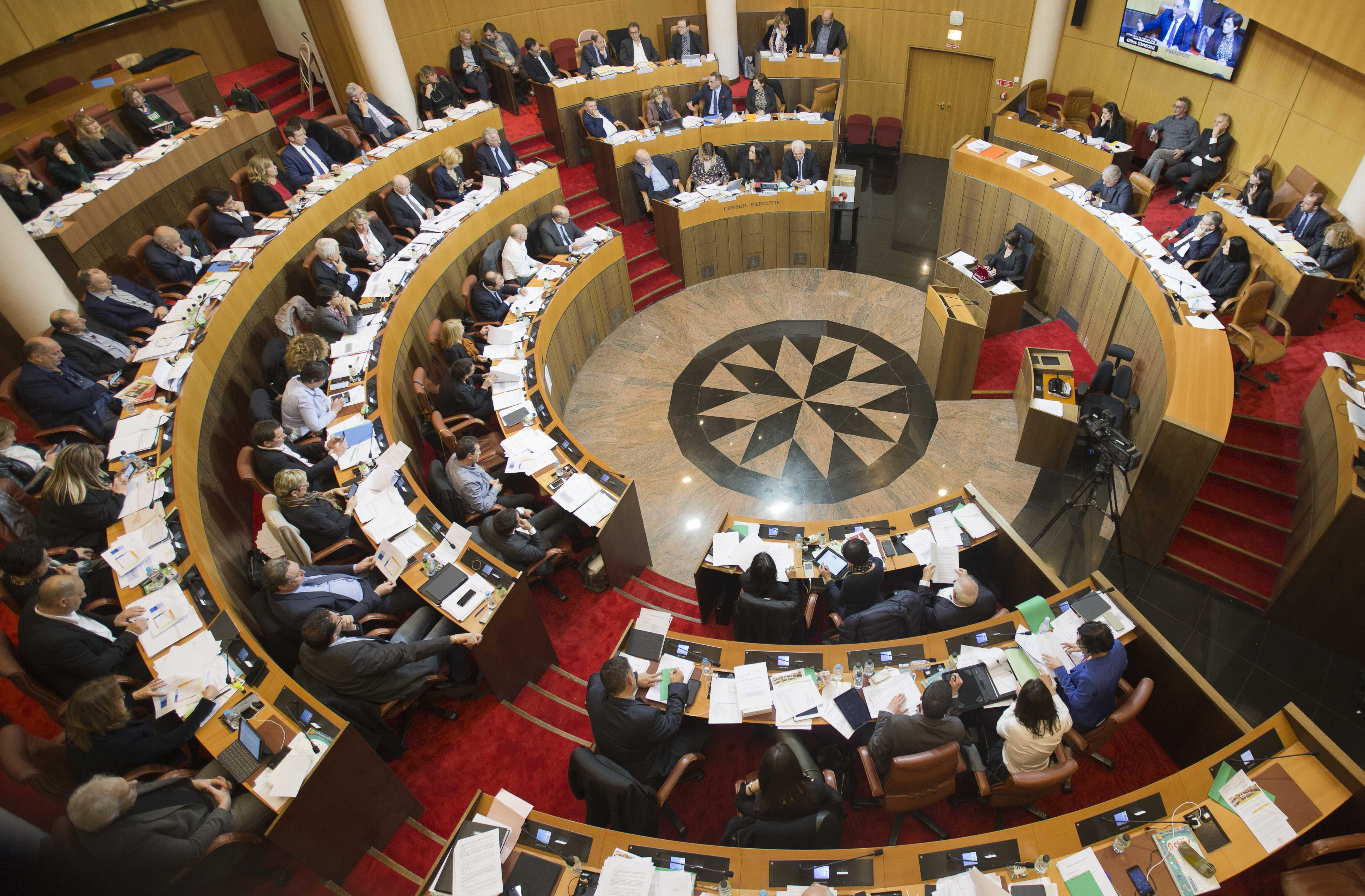Consultez l'ordre du jour de la séance publique des 24 et 25 octobre