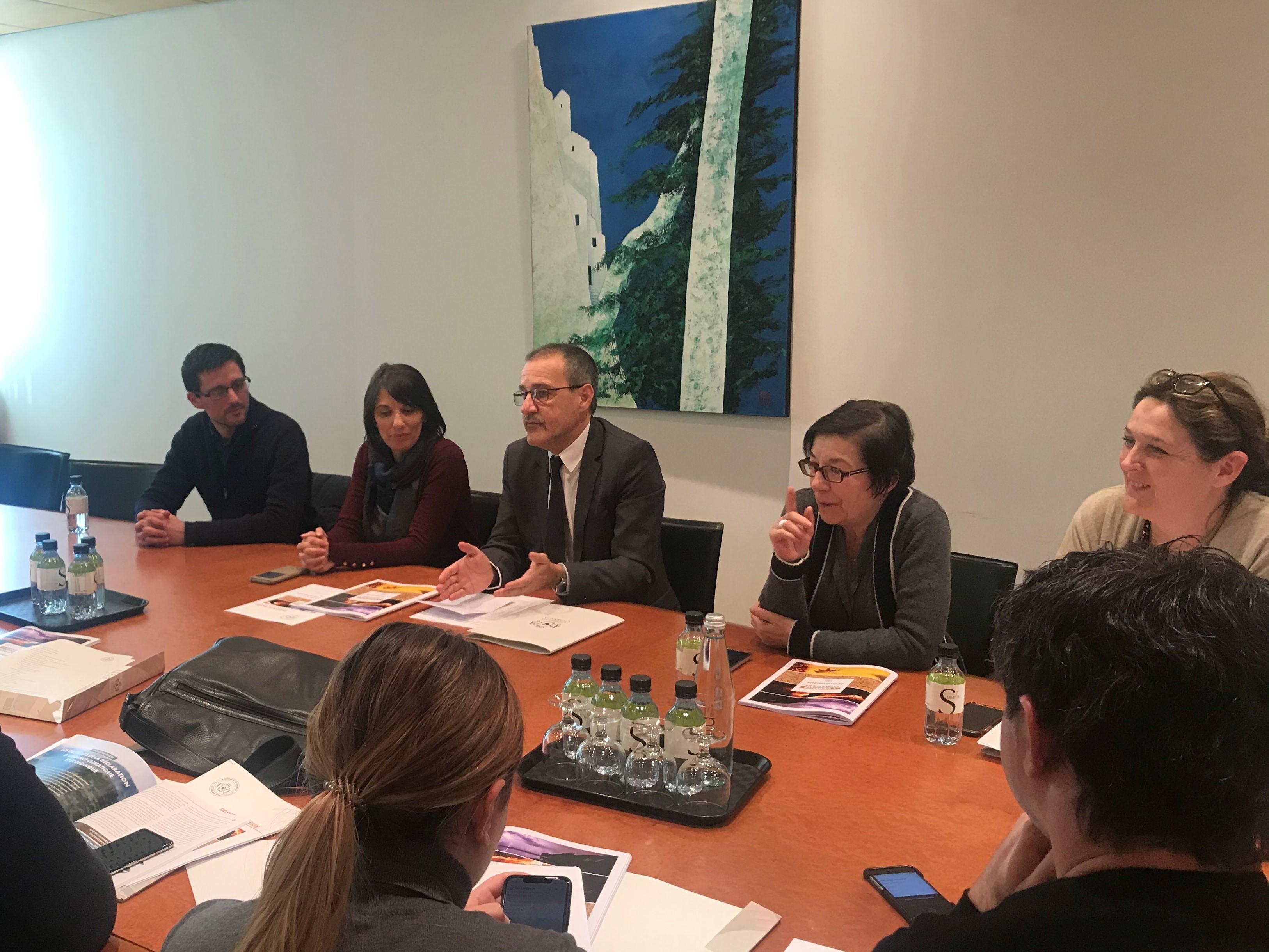 Urgence climatique et écologique : contribution du Président de l'Assemblée de Corse
