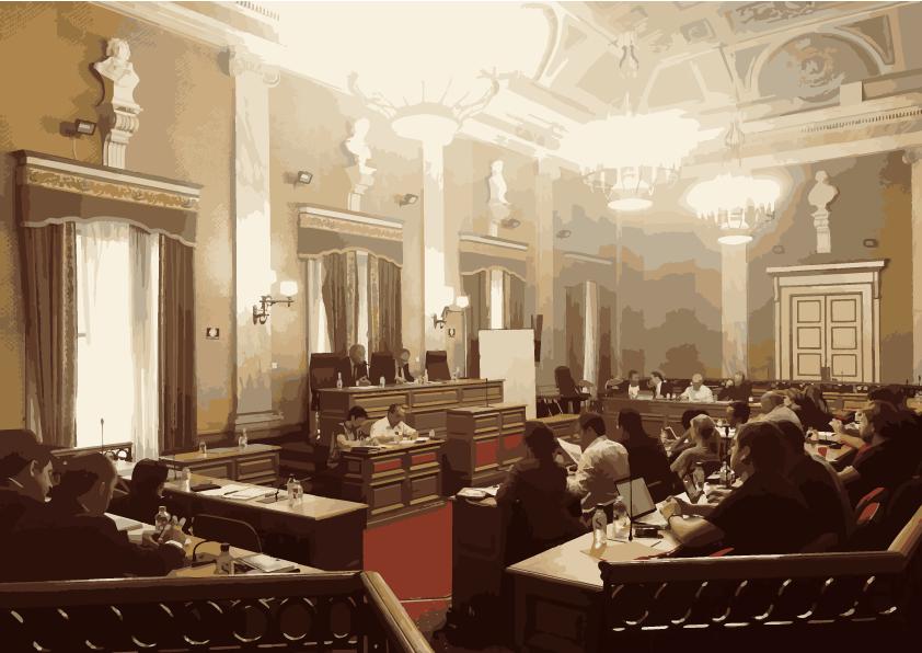 Consultez l'ordre du jour de la Commission Permanente du 15 mai