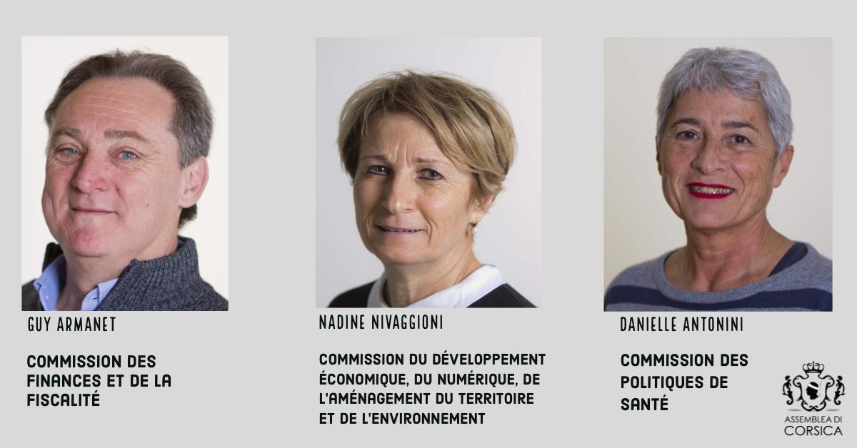 Réunion conjointe de la Commission du développement économique, du numérique, de l'aménagement du territoire et de l'environnement et de la Commission des finances et de la fiscalité