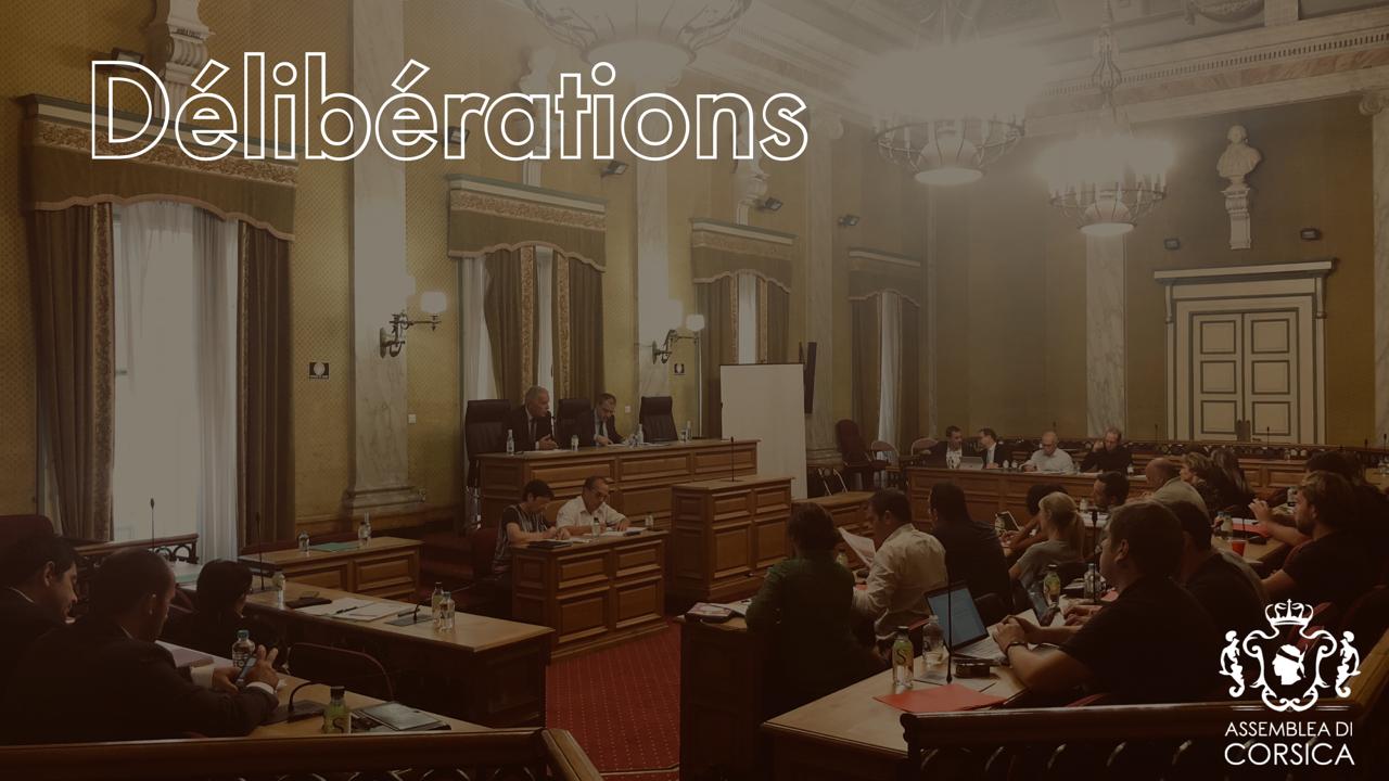 Les délibérations de la Commission Permanente du 24 mars sont en ligne