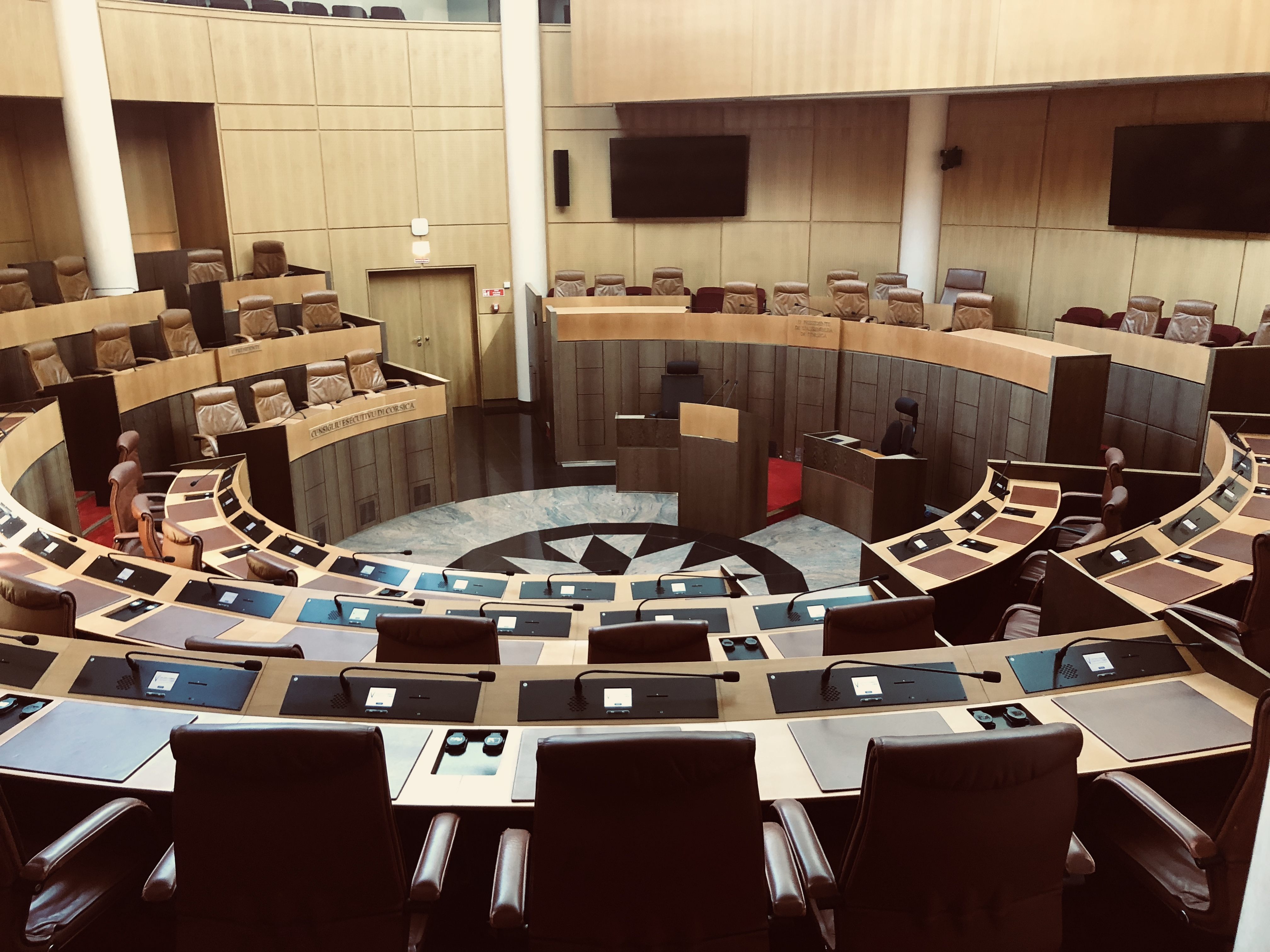 Consultez l'ordre du jour de la séance publique des 5 et 6 novembre 2020