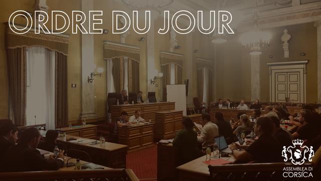 Consultez l'ordre du jour de la Commission Permanente du 28 avril 2021