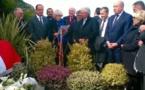 Hommage de Jean-Guy Talamoni à Michel Rocard lors de la cérémonie de Monticellu