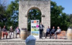 Remise du label Grand site de France Conca d'oru, vignoble de Patrimoniu, Saint-Florent
