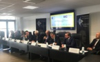 Visite du PDG d'EDF à l'Università di Corsica