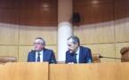 Séance d'installation du Conseil Economique, Social, Environnemental et Culturel de la Corse