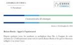 CP - REIMS-BASTIA : APPEL À L'APAISEMENT