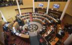 16 janvier 2018 : ordre du jour de la séance publique de l'Assemblée de Corse