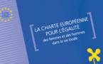 Signature de la charte européenne pour l'égalité des femmes et des hommes dans la vie locale