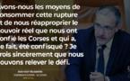 Face au sabotage déterminé de l'administration d'Etat, nous réapproprier le pouvoir que nous ont confié les Corses