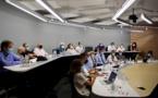 Réunion du Comité de suivi de la situation sanitaire