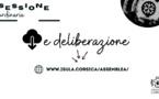 Les délibérations de la séance publique de l'Assemblée de Corse des 30 septembre et 1er octobre sont en ligne