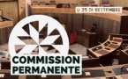 Consultez l'ordre du jour de la Commission Permanente du 29 septembre 2021