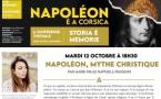 """"""" Napoléon, mythe christique """" : conférence de Marie-Paule RAFFAELLI PASQUINI"""