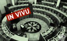 Suivez la séance de l'Assemblée de Corse en direct