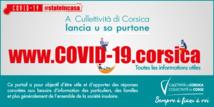 Un portail dédié au Covid-19 sur le site de la Collectivité de Corse