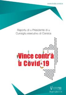 """Avis du CESEC 2020-17 relatif au rapport """"Vince contr'à u Covid-19"""""""