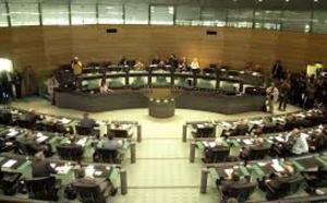 Mardi 26 juin 10 heures - Séance plénière du CESEC à la Chambre des Territoires - Bastia