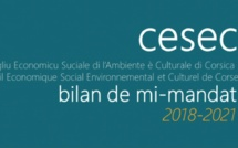 BILAN DE MI-MANDAT 2018-2021