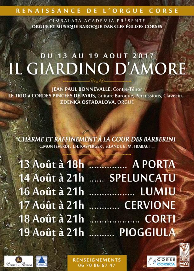 Renaissance de l'Orgue Corse