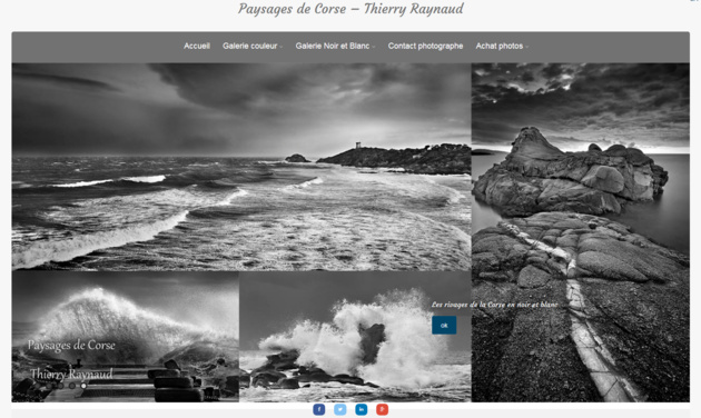 Raynaud Thierry / Paysages de Corse