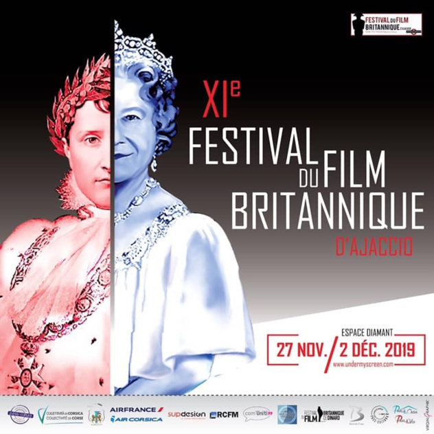 11ème édition du Festival du Film Britannique d'Ajaccio