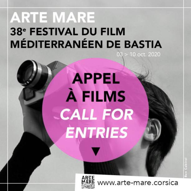 ARTE MARE : APPEL À FILM / CALL FOR ENTRIES 2020