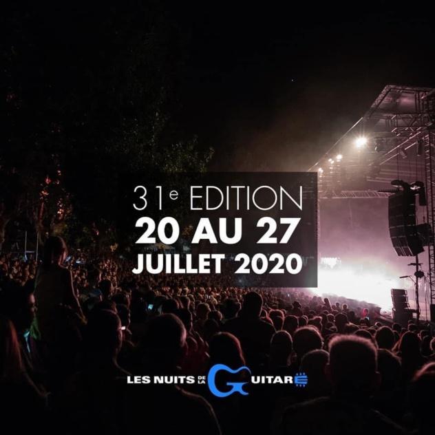 Annulation de la 31ème édition du festival Les nuits de la guitare - Patrimonio