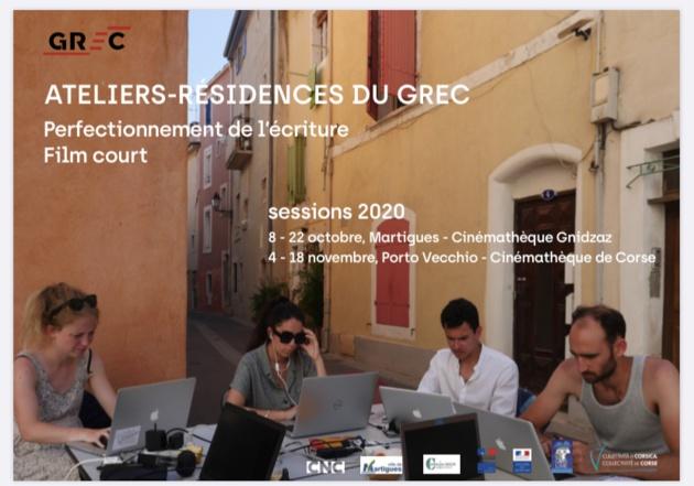 Atelier - Résidence du GREC 2020 avec la Cinémathèque de Corse