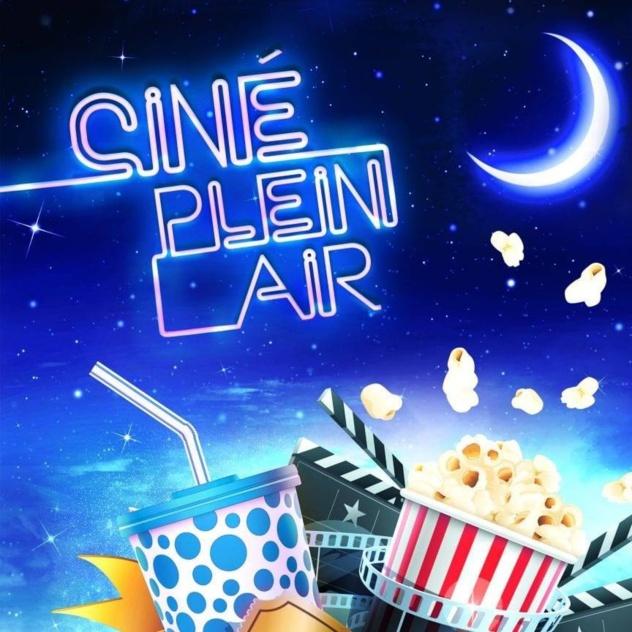 Programmation du cinéma plein air Simplexe de Saint Florent