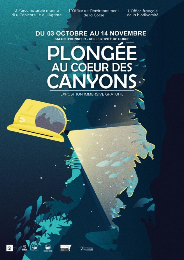 Exposition : Plongée au cœur des canyons