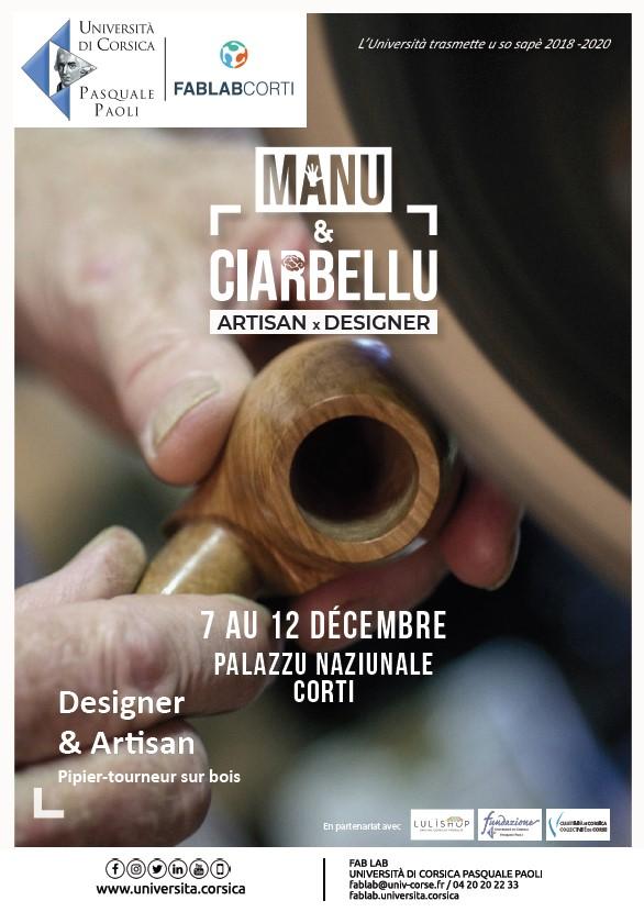 [Manu & Ciarbellu] Nouvel appel à candidature pour un designer
