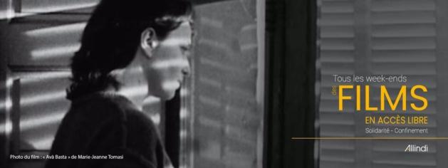 Films en accès libre tous les week-ends sur la plateforme Allindì