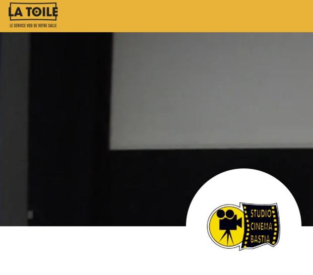 Retrouvez le Cinéma Le Studio sur la plateforme VOD La Toile !